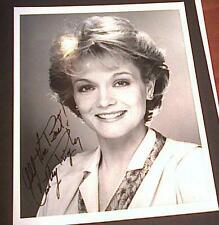 CATHY RIGBY SIGNED PHOTO ~ Olympic Gold Medal Winner ~ Glossy 8 by10  Gymnastics