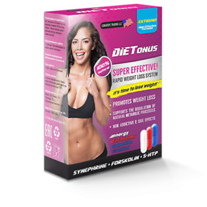 Dietonus weight loss and body tonus detox and cleansers fat burned 100% Natural