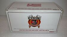 CODE 3 1/64 FDNY CHIEF CASSANO MACK C PUMPER ENGINE 31 NEW