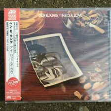 "Ben E. King ""I Had A Love"" Atlantic Japan (free US shipping)"