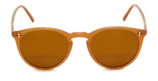 Oliver Peoples THE ROW O'Malley NYC OV 5183SM Sunglasses col. Topaz / Brown new