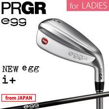 for LADIES YOKOHAMA PRGR Golf Japan NEW egg i+(Plus) Utility Hybrid 2021c