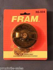 FRAM LOCKING Gas / Fuel Cap ~ RG-504 ~ Compatibility GMC SIERRA 2500 & 3500