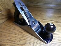 Vintage STANLEY Bailey No. 4 Jack plane, type 15, 1931-32, nicely restored