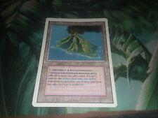 MTG Revised Volcanic Island