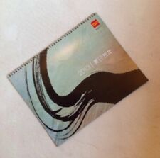 """""""LAST"""" 2013 WELLS FARGO BANK WALL CALENDAR (CHINESE VERSION) YEAR OF THE SNAKE"""