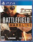 Used Battlefield hardline EA SONY PS4 PLAYSTATION JAPANESE IMPORT JAPANZON