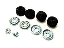 1950-2007 GM Front Shock Absorber Mounting Hardware Bushings Washers Nut Kit OEM