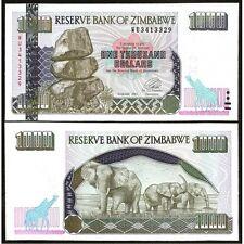 ZIMBABWE  1000 Dollars 2003 UNC P 12 b