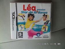 JEU NINTENDO DS  3DS : LEA PASSION STAR DE LA DANSE   I8