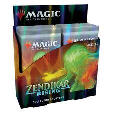 Magic the Gathering Zendikar Rising Collector Booster Box NEW
