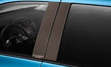 2012-2016 Mitsubishi Outlander Sport B-Pillar Trim-Carbon Fiber Look