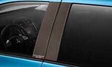2012-2016 Mitsubishi Outlander Sport B-Pillar Trim-Carbon Fiber Look