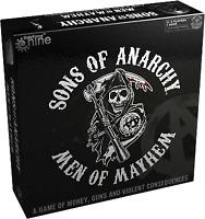 Board Games--Sons of Anarchy - Men of Mayhem Board Game