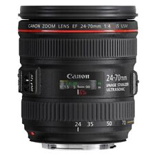Canon EF 24-70mm f/4L IS USM Zoom Lens [GEN CANON WARR]