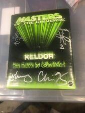 2003 Masters Of The Universe Keldor Birth of Skeletor Figure In Box-Unopened