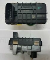 Garrett turbo electonic actuator 767649 G90 6NW009550 garrett Audi A4 A6 2.7 3.0