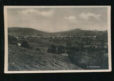 Gloucestershire Glos LITTLEDEAN Panoramic view 1961 PPC