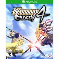 Warriors Orochi 4 Standard Edition - Xbox One NEW