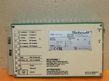 SCHROFF SEK 124 13100-045 AC/DC SWITCH MODE PSU POWER SUPPLY UNIT 24v 2.1A 51W