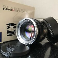 Carl Zeiss Planar T* 50mm F1.4 ZK Pentax K Mount Manual Mint Condition