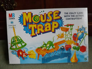 Mousetrap Board Game, 1999 Version - Spare Game Pieces