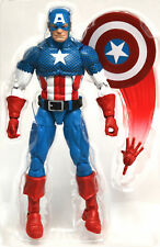 "Loose 6"" Captain America Marvel Legends Super Heroes 2018 Vintage Wave"