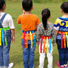 Funny Kid Pull Tails Game Kindergarten Toy Teamwork Game Toys for Child md