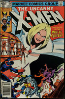 Uncanny X-Men # 131 FN+ 6.5 1st White Queen Emma Pencil on Cover 1980 Bronze