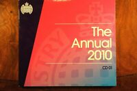The Annual 2010, Ministry Of Sound - CD 1  -  CD, VG