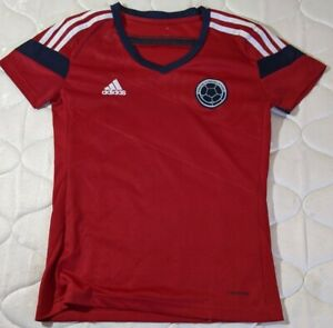 Awesome very rare Adidas Women's S Colombia away Jersey