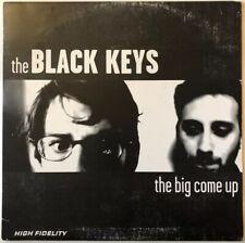 BLACK KEYS - THE BIG COME UP - THEIR FIRST LP ! BLACK VINYL  LP
