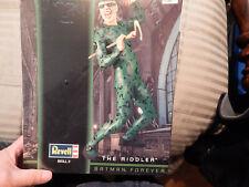 BATMAN FOREVER REVELL MODEL THE RIDLER SEALED BOX SKILL 3
