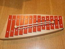 NG 11 NG11 SONOR INSTRUMENT de MUSIQUE GERMANY Glockenspiel Carillon XYLOPHONE
