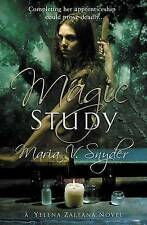 Magic Study (Book 2 in The Study Trilogy), Maria V. Snyder, Used; Very Good Book