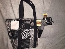 Donna Sharp Mary Tote Oxford With Wallet