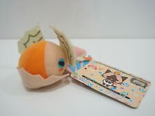 "Yian Kut-Ku x Gudetama Monster Hunter Mascot Keychain Sanrio 5"" Plush Japan"