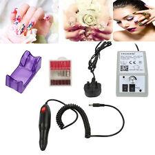 Acrylic Tool Electric Nail Art Drill File Manicure Pedicure Polish Professional
