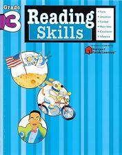 Reading Skills, Grade 3 Flash Kids Harcourt Language Arts