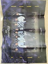 Stray Kids Cle Levanter Limited Preorder Poster Official Folded