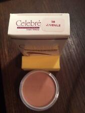 Mehron Celebre' Professional Cream Makeup .9oz Juvenile (Fantastic Deal!)