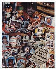 Reggie Jackson 8x10 Glossy Memorabilia Photo from David Spindel's Print, Yankees