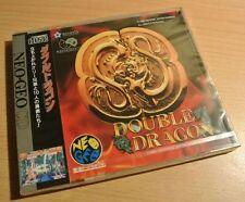 DOUBLE DRAGON - Neo Geo CD - Japan - NEW/SEALED