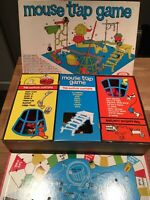 VINTAGE 1960's 'MOUSE TRAP' BOARD GAME *COMPLETE & IN EXCELLENT CONDITION*