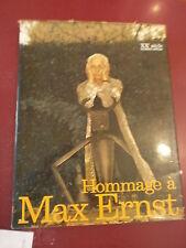 Collectif Hommage à Max Ernst avec une lithographie originale Surréalisme Eluard