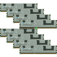 Samsung 256GB KIT 8X32GB PC3-14900L DDR3-1866MZH 240Pin Server LRDIMM MEMORY RAM