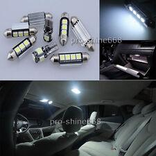 Canbus For Audi A8 S8 D2 97-02 Interior Package Kit LED Light Xenon White 29X