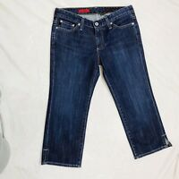 AG Adriano Goldschmied The Athena Jeans Womens Size 27R Crop