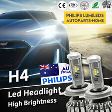 MK1 Ford Ranger PX 2014 - 2015 LED H4 Headlights vs HID Xenon Halogen globe bulb