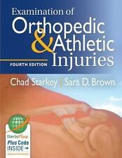 Examination Of Orthopedic & Athletic Injuries 4th Edition (No Code)